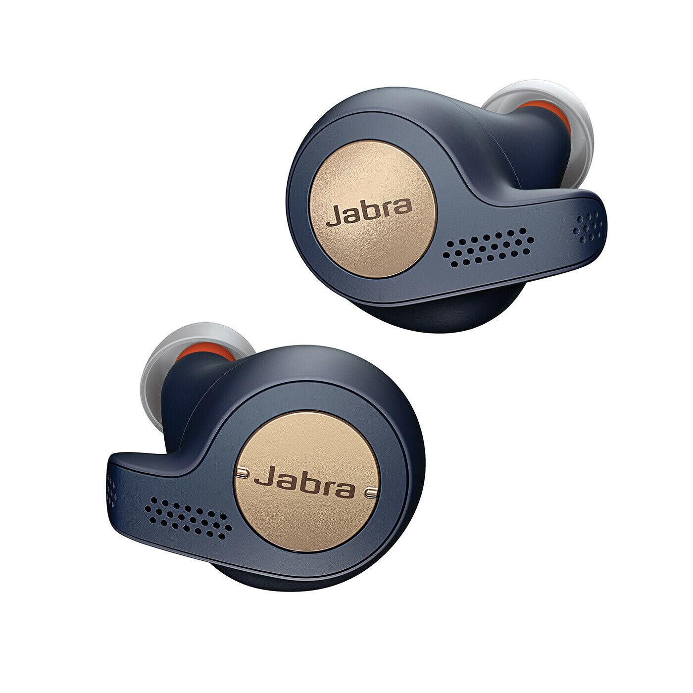 Jabra Elite Active 65t Accessory, Replacement Earbuds, Copper Blue £71.99 @ jabra-company-store-uk / eBay