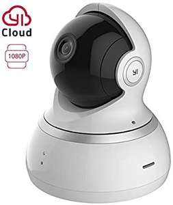 Yi Dome camera 1080p - £28.49 @ Sold by Seeverything UK and Fulfilled by Amazon.