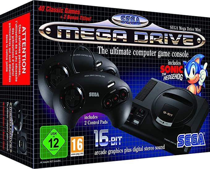 SEGA Mega Drive Mini (Electronic Games) - £50 @ Amazon