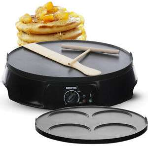 Geepas Professional 1200W electric non-stick pancake & crepe maker for £23.19 delivered (using code) @ eBay / Western International