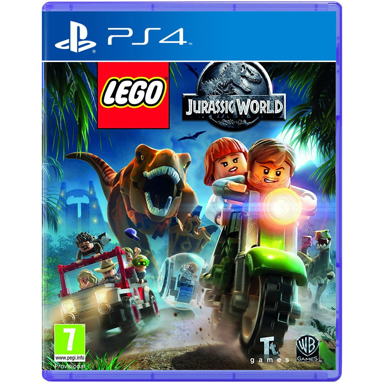 Lego Jurassic Park £12.99 free p&p @ MyMemory