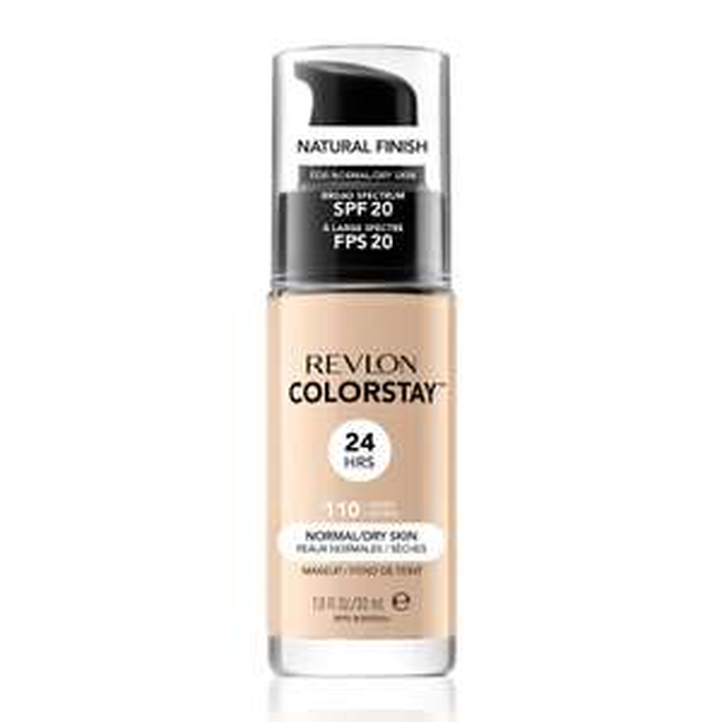Revlon Colorstay Foundation for Normal/Dry Skin SPF 15, Vanilla £2.60 @ Amazon (+£4.49 non-prime)