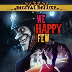 We Happy Few Digital Deluxe £15.99 @ PSN UK