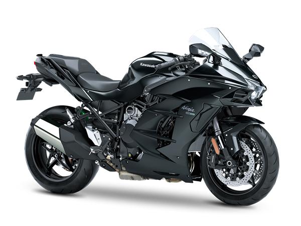 Kawasaki Ninja H2 SX 2019 £12,999 @ Colchester Kawasaki