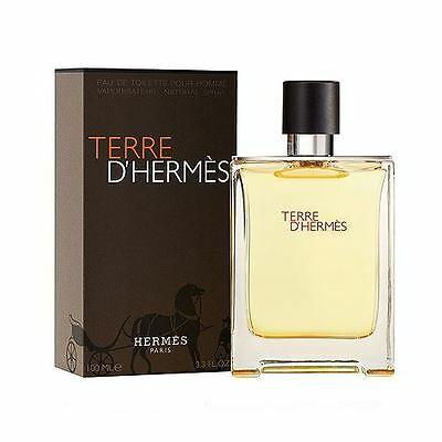 Hermes Terre D'Hermes 100ml EDT £55.16 (with code) Delivered