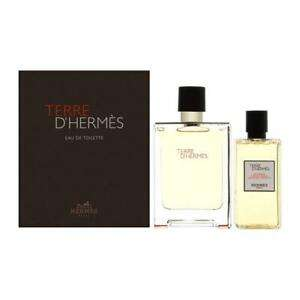 Hermes Terre D'Hermes Eau de Toilette EDT 100ml Spray for Him New Gift Set £59.96 @ perfume_shop_direct / eBay
