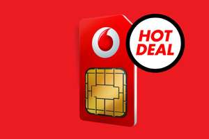 Sim 8GB unlimited minutes & text £8pm (Possible £6.33pm after £20 Quidco Total £75.96 )