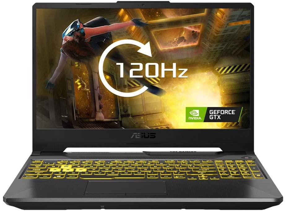 """ASUS TUF FA506IU 15.6"""" FHD 120Hz Gaming Laptop, AMD Ryzen 7 4800H, GTX 1660Ti 6GB GPU, 1TB PCI-e SSD, 16GB RAM £1199.99 @ Amazon UK"""