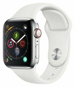 Apple Watch Series 4 STAINLESS STEEL 40mm New £326.99 @ Argos / eBay