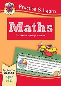 Free Practise & Learn: Maths for Ages 10-11 (CGP KS2 Practise & Learn) Kindle Edition