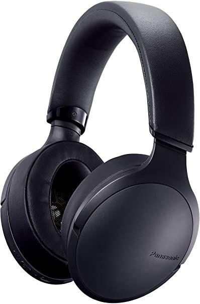 Panasonic RP-HD305BE-K Headphones. New - £63.99 With Code @ Panasonic Ebay Outlet Store