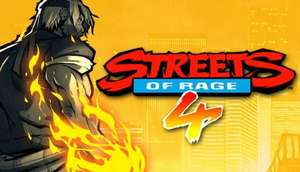 [Steam] Streets Of Rage 4 (PC) - £17.96 / £14.37 with Humble Choice @ Humble Bundle