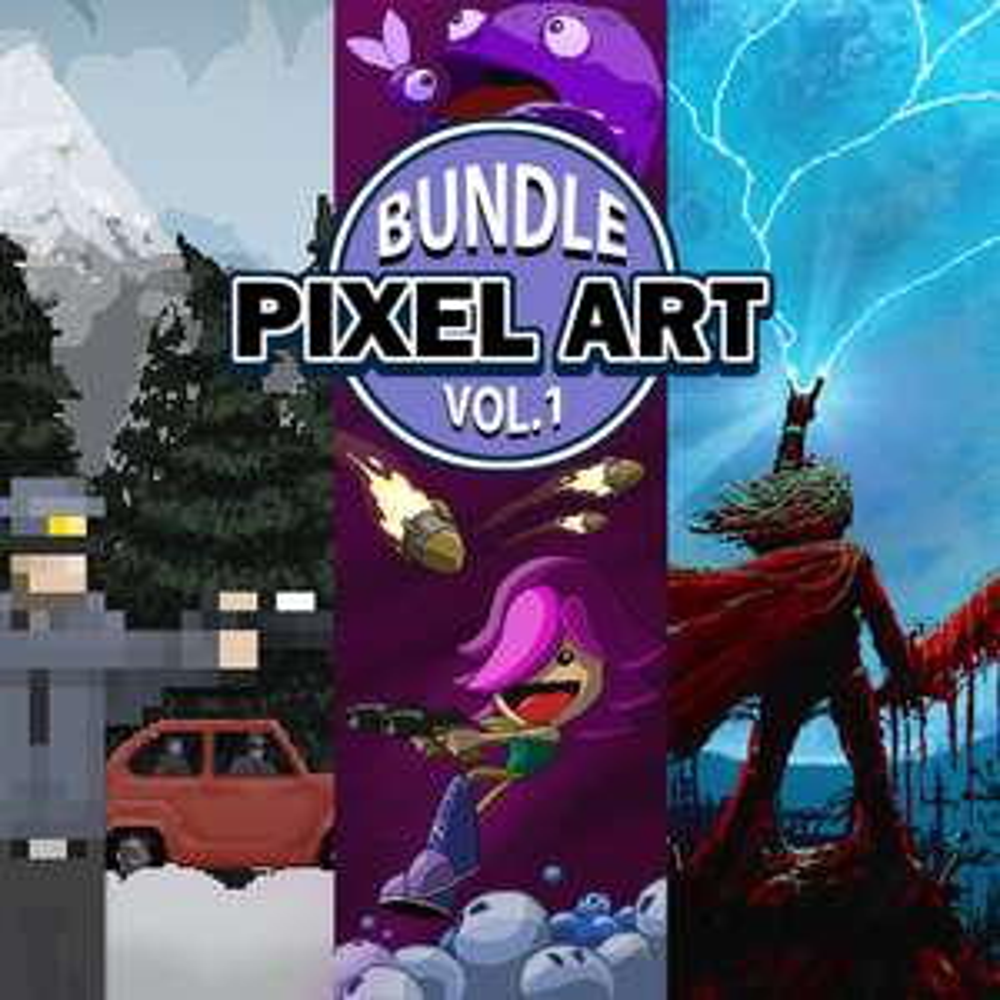 Pixel Art Bundle Vol. 1 [Slain: Back From Hell / Uncanny Valley / Bleed] £5.12 @ Nintendo eShop