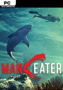 Maneater (Epic PC Game Code) - £23.29 @ CDKeys