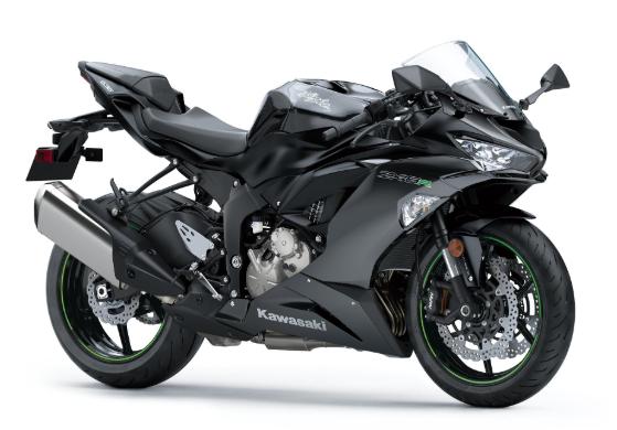 Kawasaki Ninja ZX-6R (2019) £8,999 @ Motorcycle Direct