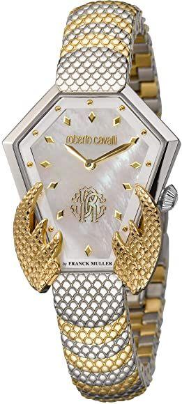 Roberto Cavalli by Franck Muller Dress Watch RV1L070M0041 by Roberto Cavalli by Franck Muller £231.95 at Amazon