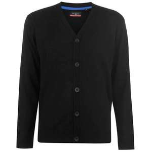Pierre Cardin CARDIGAN black (various colours and all sizes available) £12.49 Delivered @ USC