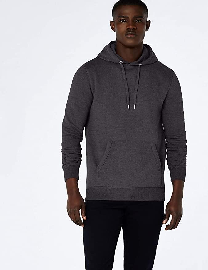 MERAKI Amazon Brand - MERAKI Men's Hoodie Sweatshirt, £6.90 at Amazon (+£4.49 non prime)