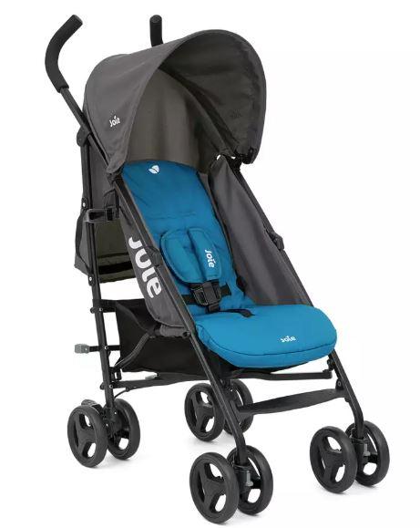 Joie Nitro Stroller - Blue £49.99 + £3.95 delivery at Argos