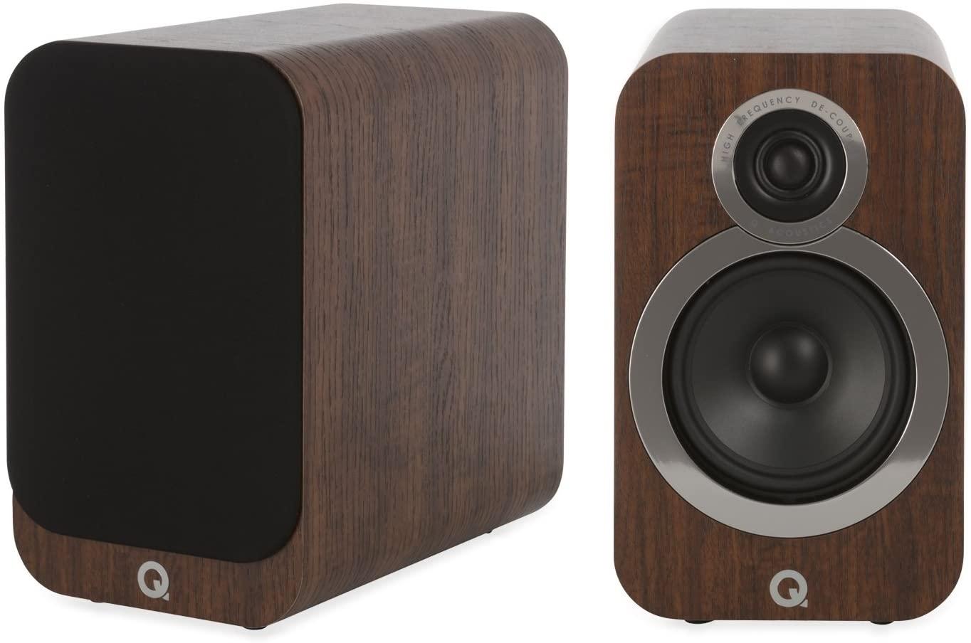 Q Acoustics 3020i Bookshelf Speakers (Pair) £169 at Amazon