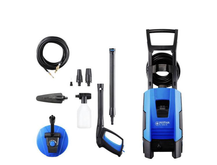 Nilfisk C135.1-8i Power X-Tra Pressure Washer £184.99 from Costco