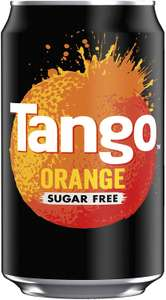 Tango Sugar Free Orange 330ml Cans (Pack of 24) £7.50 at Amazon (£7.13 with S&S) £11.99 Non Prime
