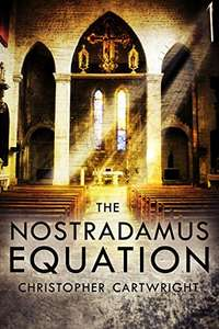 The Nostradamus Equation - (great Thriller) FREE @ Amazon Kindle