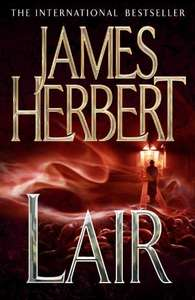 Lair (Rats #2) by James Herbert 99p on Kindle @ Amazon