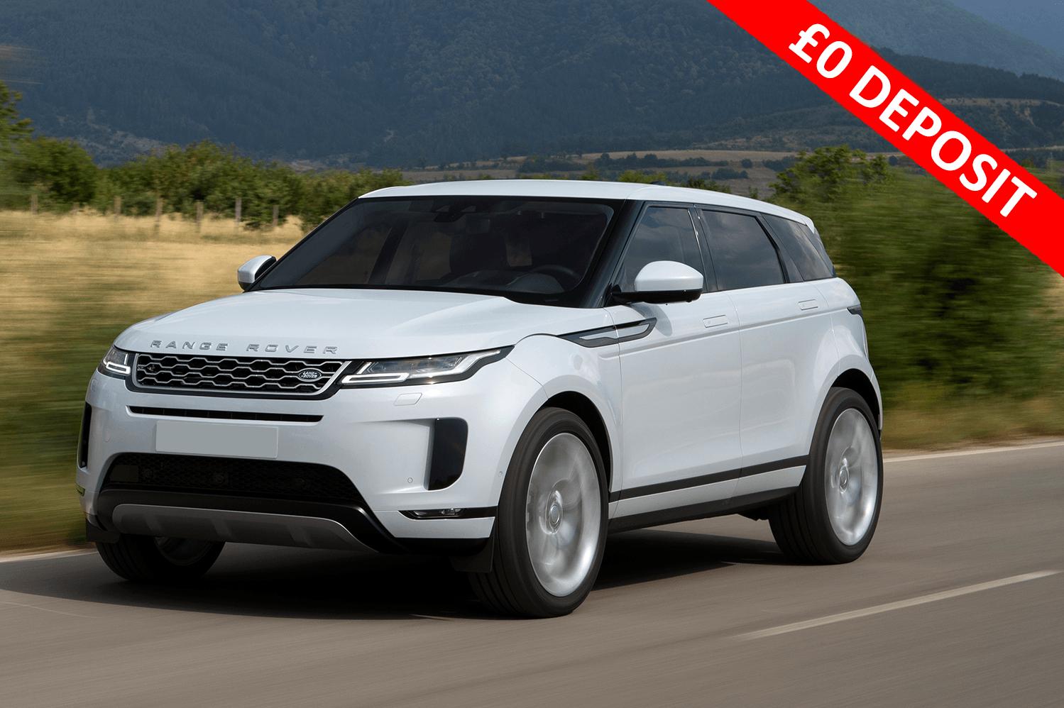 £0 Deposit Offer - New Model Range Rover Evoque 2.0 D150 5dr 2WD - 48x £363.99/month + £234 documentation fee = £17,705.52 @ Hippo Leasing