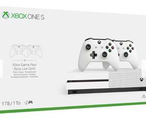 1TB XBOX One With 2 Controllers £248.99 at The Range