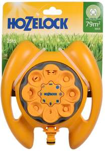 Hozelock Multi Sprinkler 79m² £14.14 Prime / £18.63 Non Prime Dispatched from and sold by Branded and New Limited