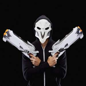 Nerf Overwatch Reaper Wight Edition Collector Pack (2 Blasters / 16 Rounds / Face Mask) £34.99 delivered @ Bargain Max