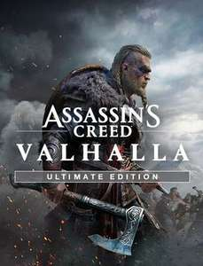 Assassin's Creed Valhalla Pre Order Ultimate Edition - £91.99 / £79.99 with 100 Ubisoft Points - PC: £73.59 PS4 & XBOX ONE: @ Ubisoft Store