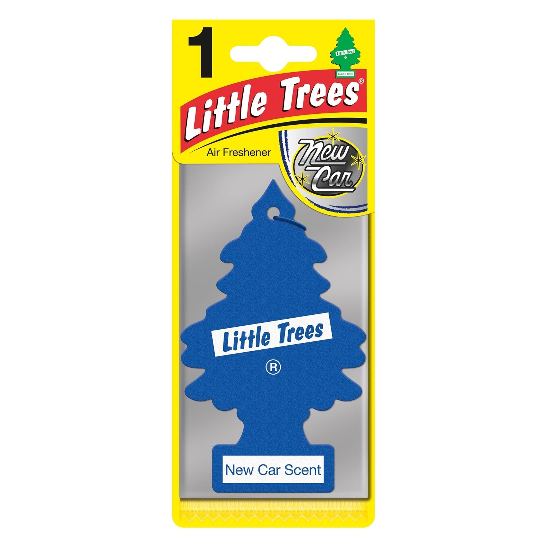 LITTLE TREES Car Air Fresheners Daisy Chain/Mai-Tai/Lemon, £1 each (+£2.48 non prime) at Amazon