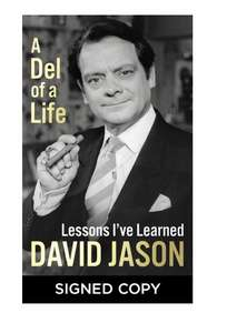 "David Jason ""Del of A Life"" Signed Autobiography Pre-order - £13.60 / £16.09 delivered @ WH Smith"
