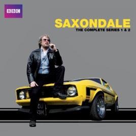 Saxondale Series 1 & 2 £7.99 @ iTunes