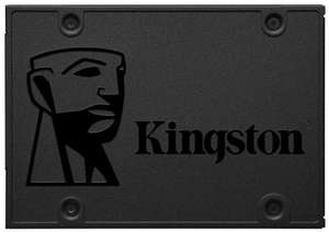 """Kingston 480GB 2.5"""" SSD at Box.co.uk for £54"""