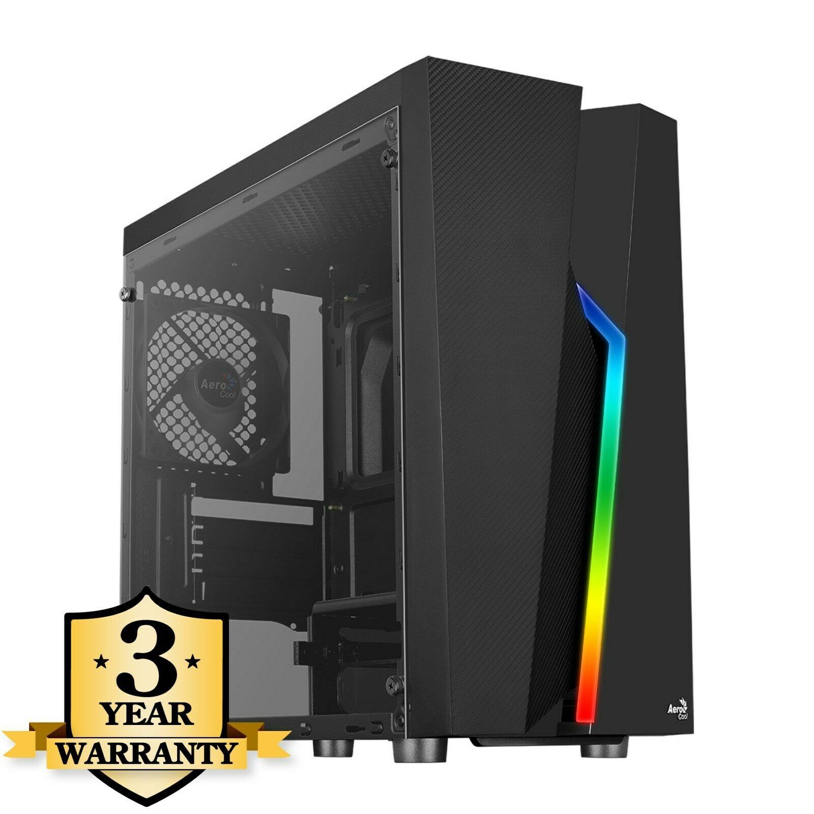 CCL Speedy 4.3GHz AMD Octa Core Ryzen 7-2700X Desktop PC - 16GB RAM, 8GB RX 590 at Ebay/CCL for 655.99