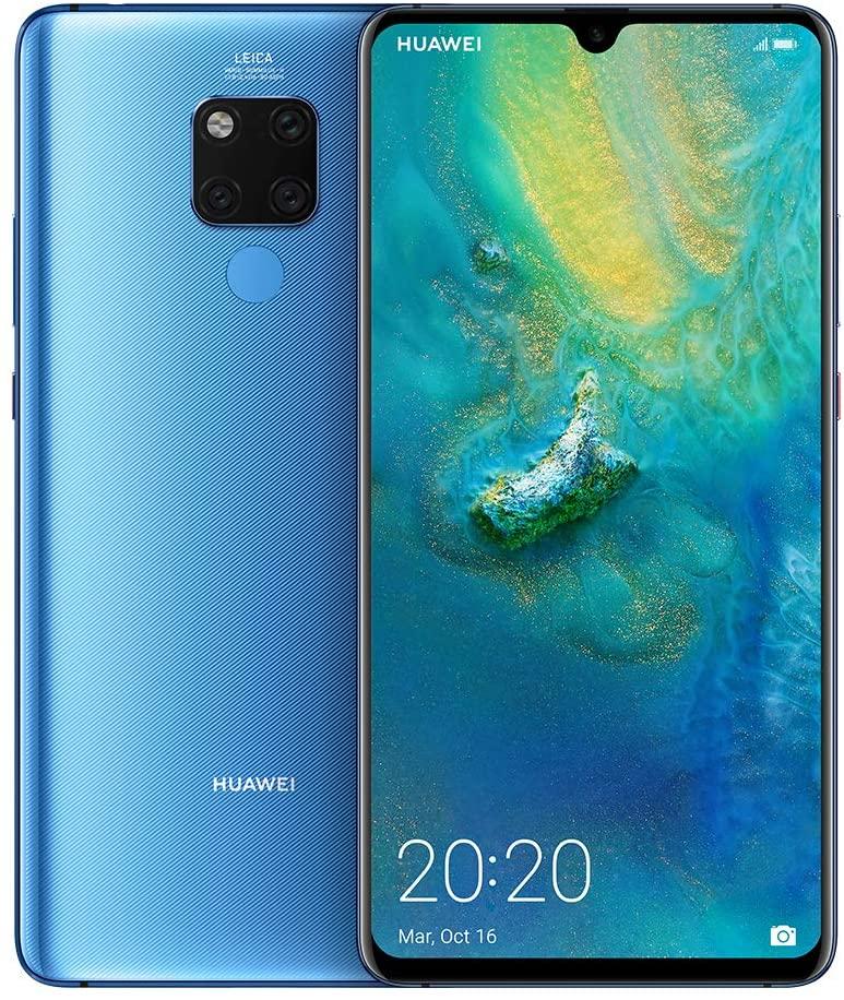 Grade B - Good condition, Huawei Mate 20 X Dual Sim 128GB Midnight Blue, Unlocked / 24-Months Warranty £380 @ Cex (UK)