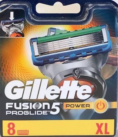 Gillette Fusion Proglide Razor Blades - 8 pieces at Ebay/ozofia2012 for £13.95 delivered