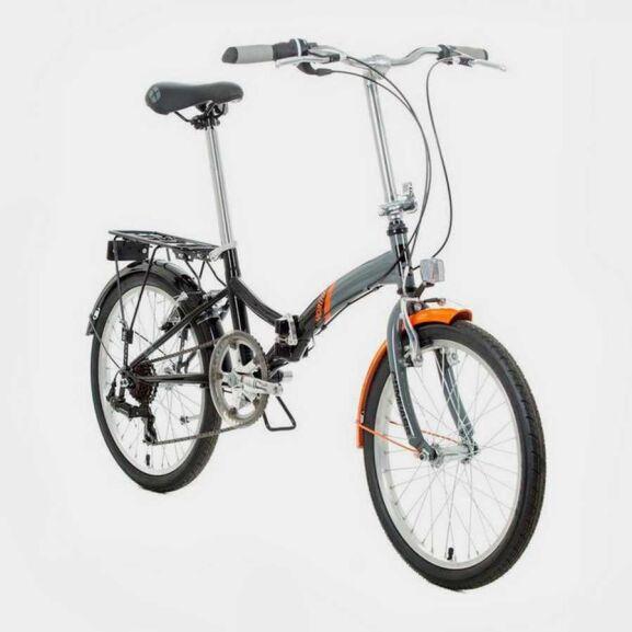 Northern' 6 Speed Shimano Gear Folding Bike £215.59 delivered @ Blacks