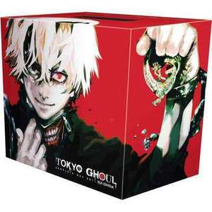 Tokyo Ghoul Complete Graphic Novel Box Set (vols 1-14 / 2,800 pages) - £59.99 @ Blackwells