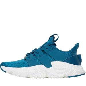 adidas Originals Womens Prophere Trainers Real Teal/Real Teal/Cloud White £29.99 + £4.99 at MandM Direct