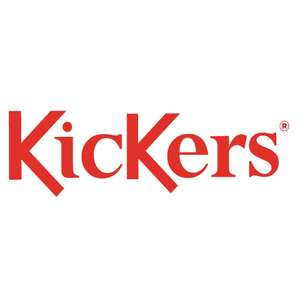 25% off everything using code - Kickers
