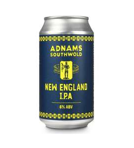 Adnams New England IPA 330ml can 69p instore @ Home Bargains Wakefield
