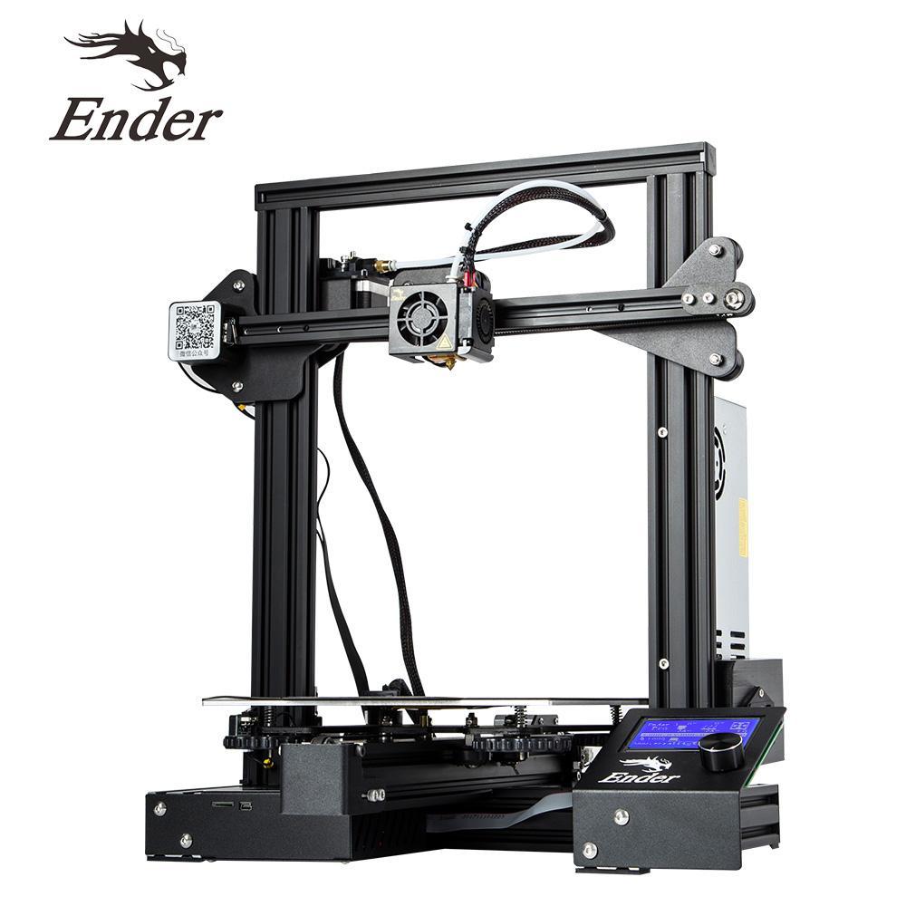 CREALITY 3D Printer Ender-3 pro DIY Kit Big Size I3 3D Printer approx. £170 @ Aliexpress - AliExpress 3D Printer outlet Store