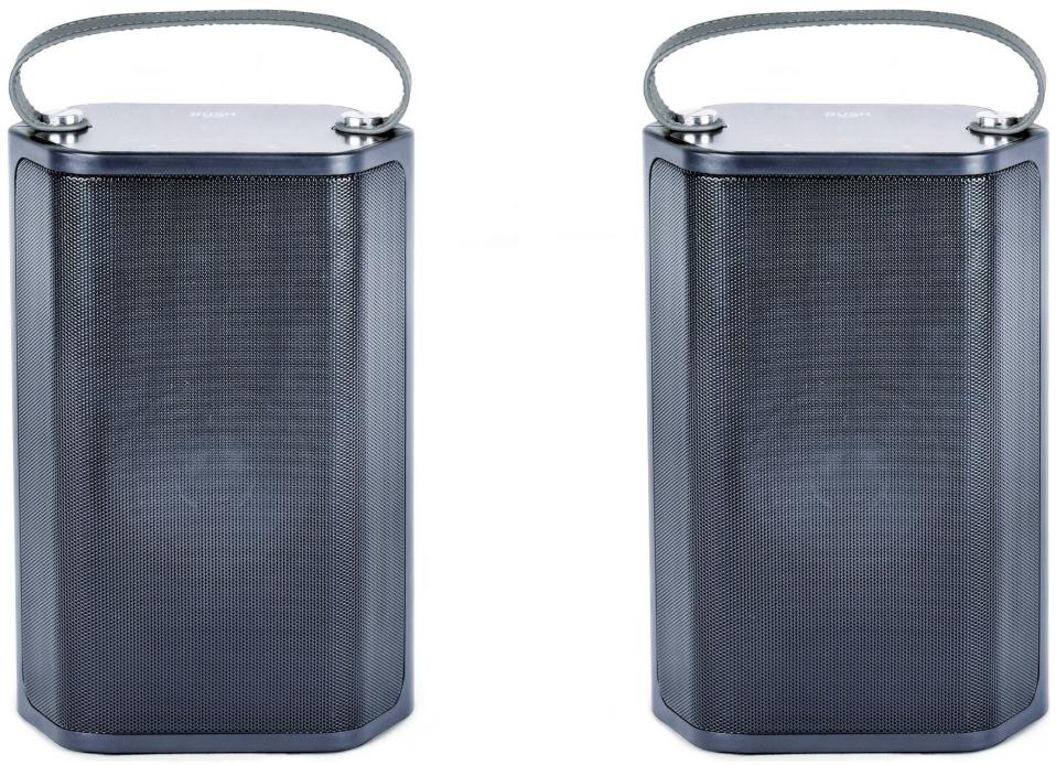 Bush Wireless Waterproof Bluetooth Compatible USB Dual Speakers - Black - £18.99 delivered @ Argos / eBay