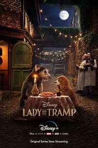 New and Exclusive - Remake of Lady and the Tramp on Disney+ in 4K - Free to Disney+ subscribers (7 day free trial also)