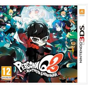 Persona Q2 New Cinema Labyrinth at The Game Collection for £27.95