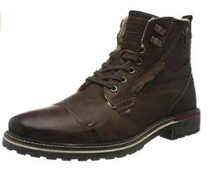 Bugatti Men's 311382523232 Classic Boots - Brown - Size 8 £29.53 Delivered @ Amazon